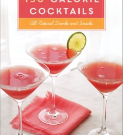 photo of 150 calorie cocktail book