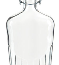 Photo of 17oz Swing Top Glass Flask