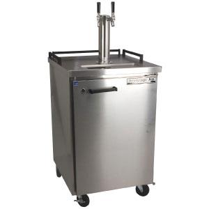 beverage air outdoor kegerator 2 keg - Beverage Air Kegerator