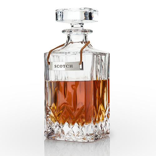 Tags on Decanter