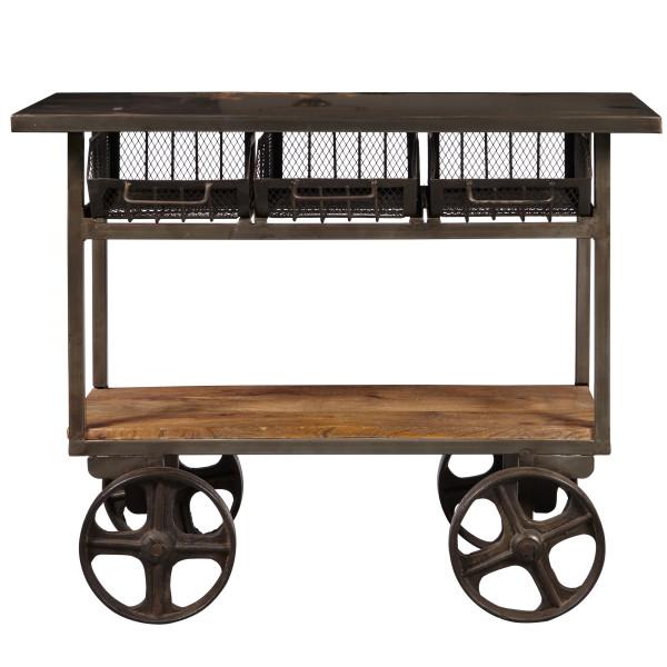 Bar Carts and Bar Cabinets