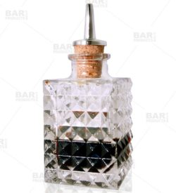 Photo of 3 oz Vintage Bitters Bottle