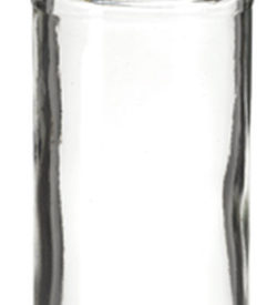 Photo of 4 oz Spice Jar Round Glass with Shaker Fitment and Black Lid