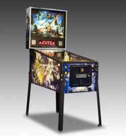 photo of Avatar Pinball Game