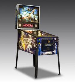 photo of Avatar Pinball Game