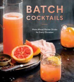batch cocktail recipe book