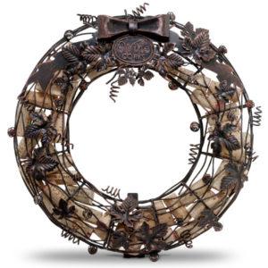 photo of CORK CAGE Wreath