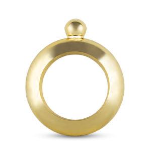 Photo of Charade Gold Bracelet Flask