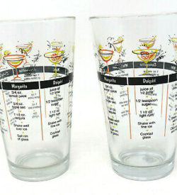 Photo of Cocktail Recipe Measuring glass 1