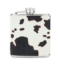 Photo of Cowhide Flask