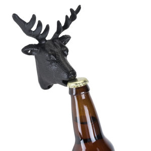 photo of Deer Wall Mounted Bottle Opener