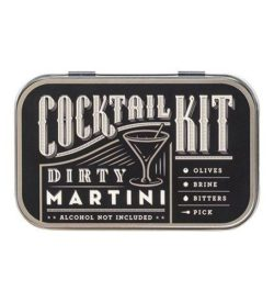 photo of Dirty Martini Cocktail Kit