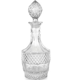 photo of Downton Abbey Vintage Look decanter empty