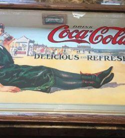 Photo of Drink Coca Cola Vintage Mirror
