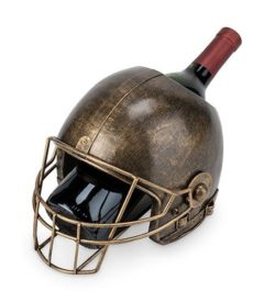 Photo of Football helmet bottle holder