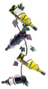 photo of Grapevine Vertical 4 Bottle Wine Rack