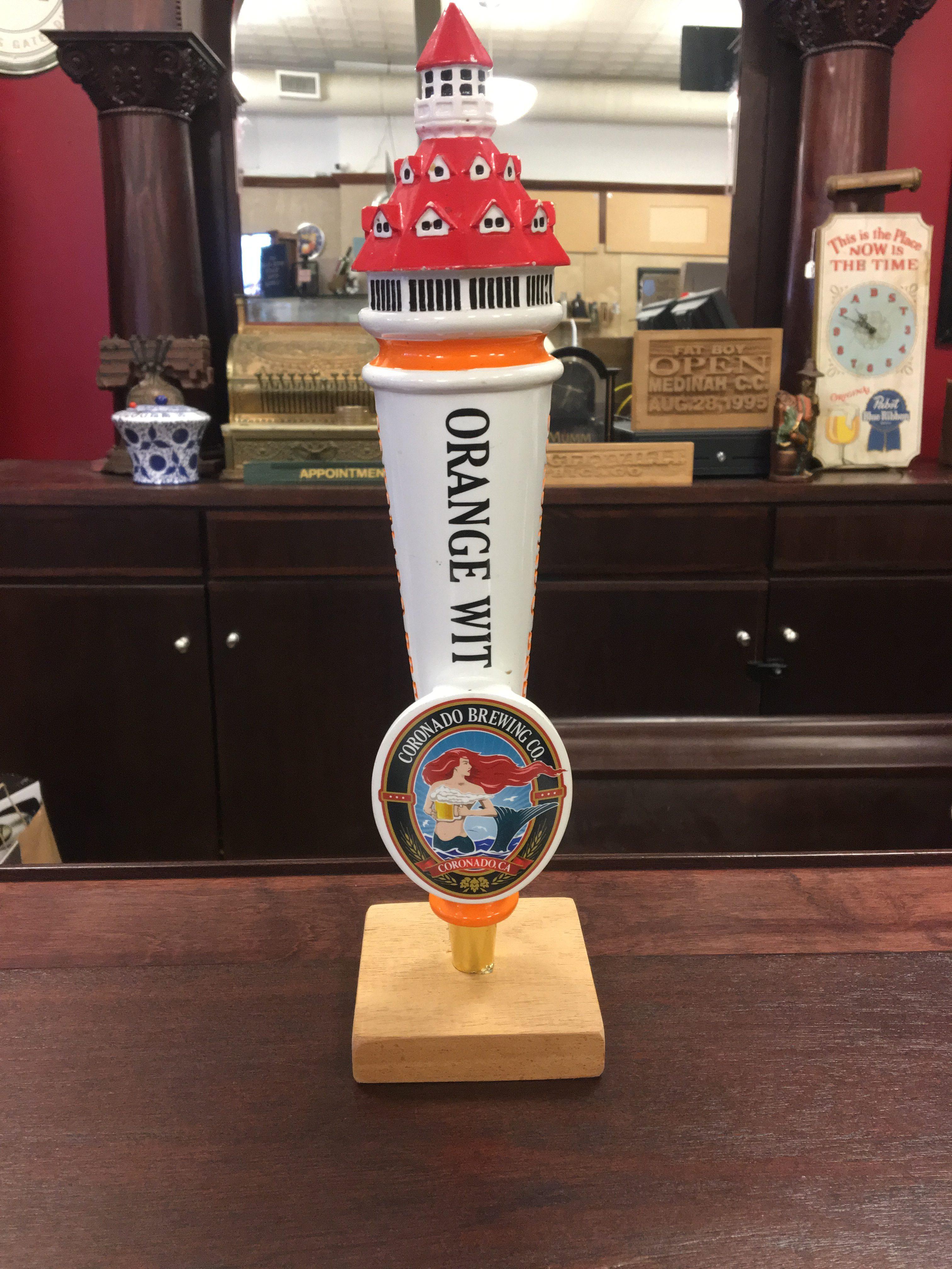Photo Of Coronado Brewing Co' Tap Handle