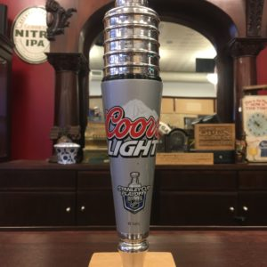 Photo Of Coors Light Stanley Cup Tap Handle