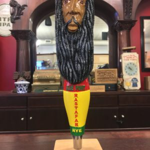 Photo Of Blue Point Brewing Co' Rastafar Rye Tap Handle
