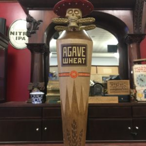 Photo Of Breckenridge Brewery Agave Wheat Tap Handle