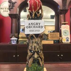 Photo Of Angry Orchard Crisp Apple Tap Handle