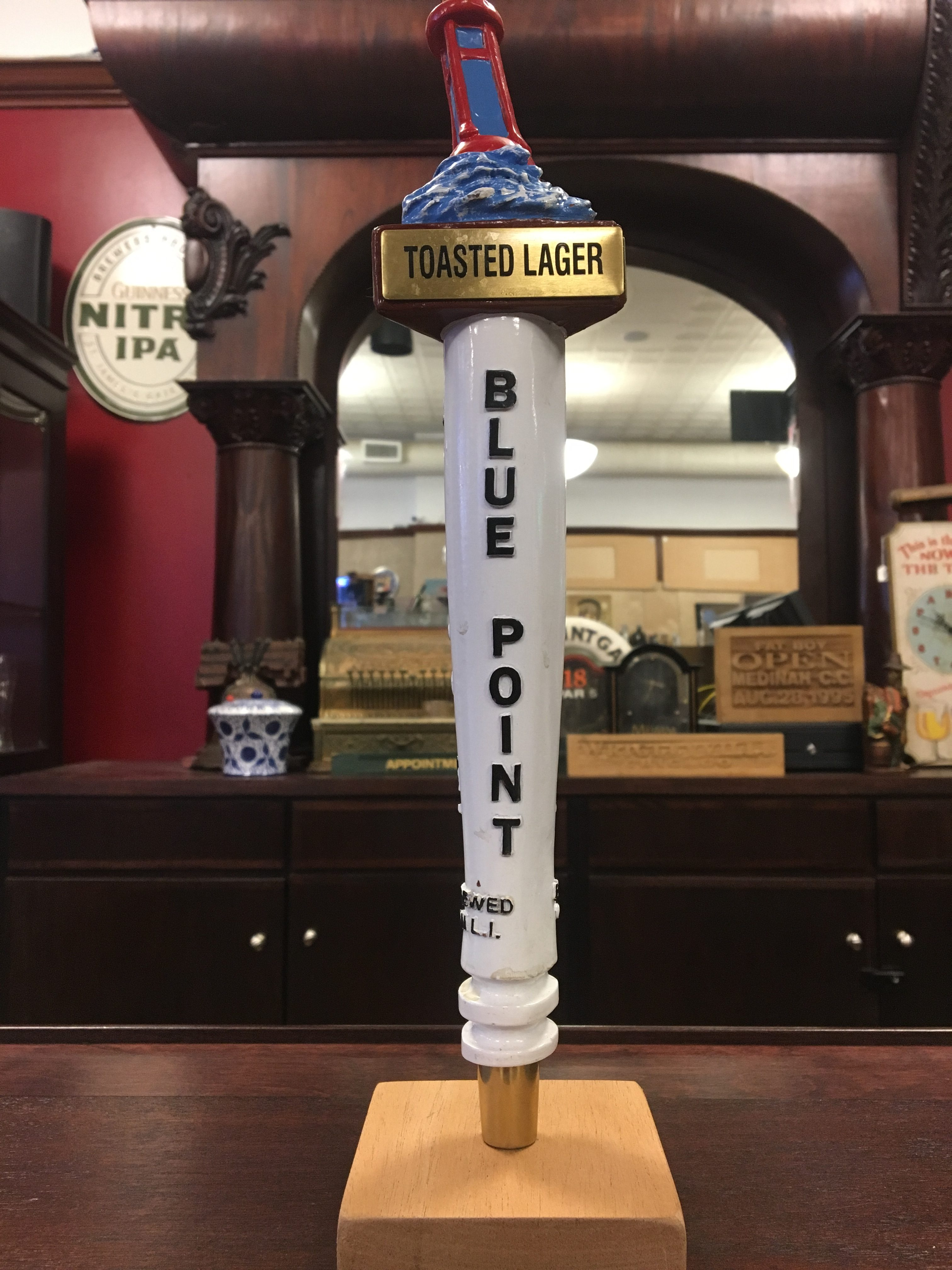 Photo Of Blue Point Brewing Co' Toasted