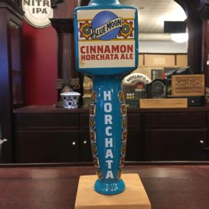 Photo Of Blue Moon Cinnamon Horchata Ale Tap Handle