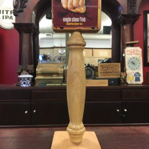 Photo Of Clown Shoes Eagle Claw Fist Imperial Amber Ale Tap Handle