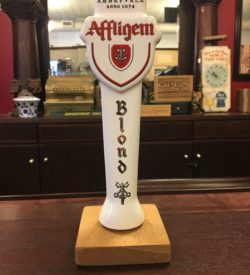 Photo Of Affligen Blond Abbey Ale Tap Handle