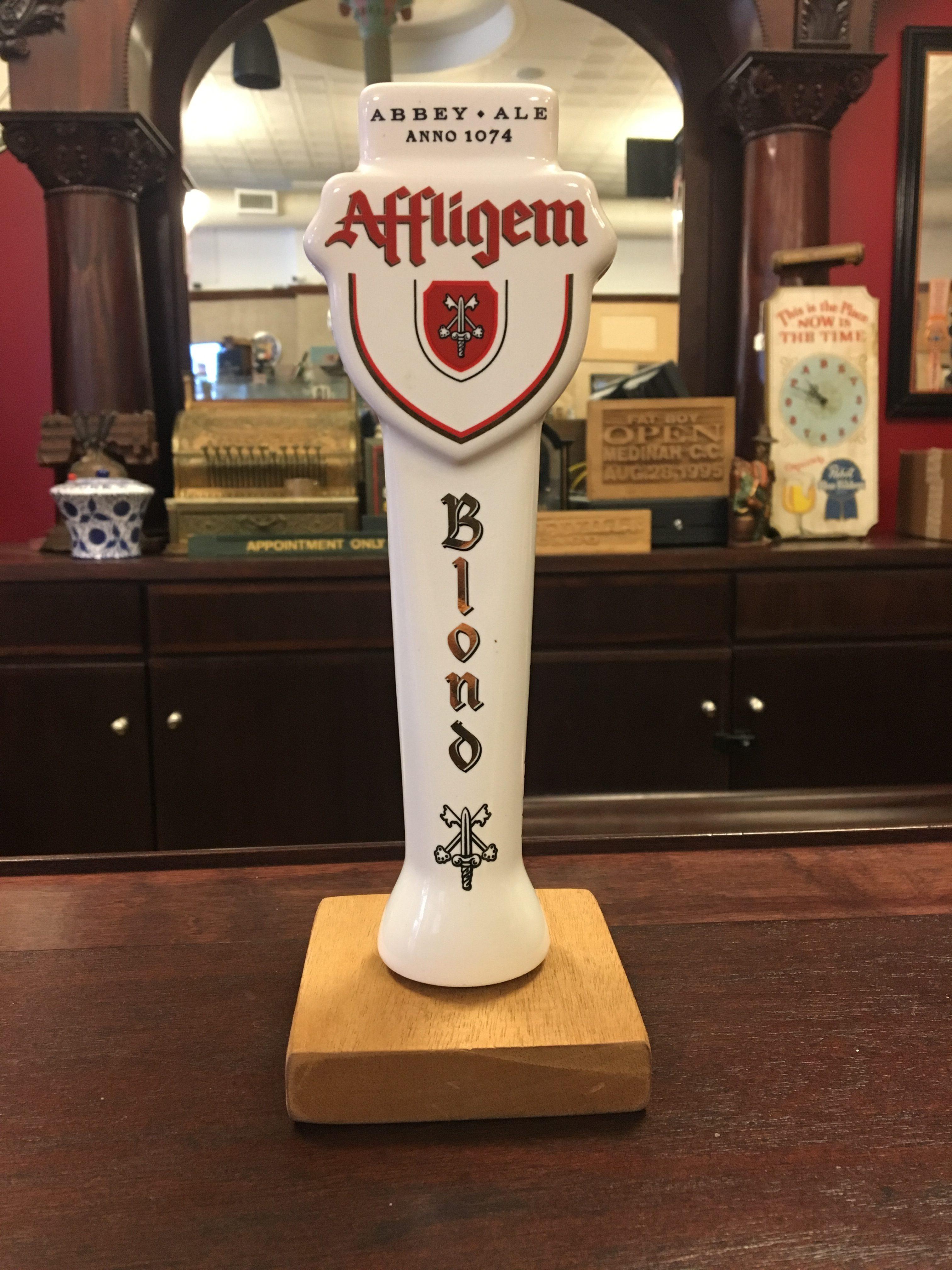 Photo Of Affligen Blond Abbey Ale Tap Handle