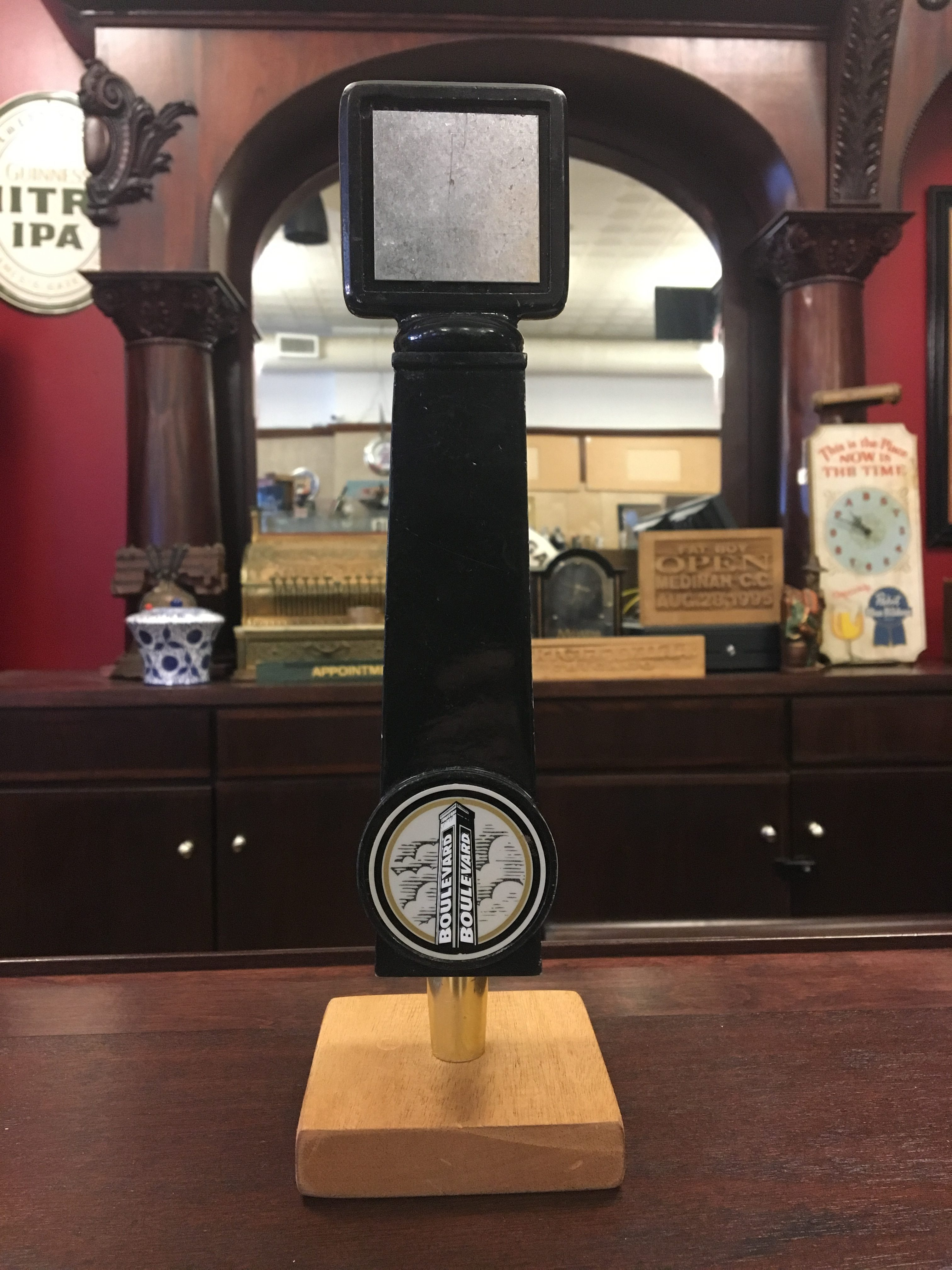 Photo Of Boulevard Brewery Tap Handle