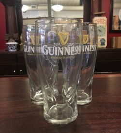 Photo Of Classic Guiness Est. 1759 Beer Glass