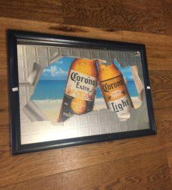 Photo of Corona Extra Vintage Bar Mirror