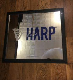 Photo of Harp Vintage Bar Mirror