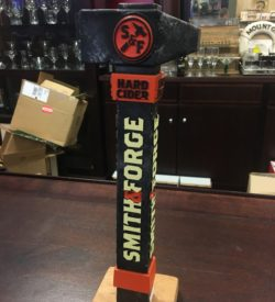 Photo of Smith Forge Hard Cider Tap Handle