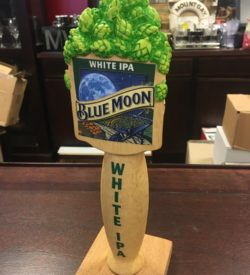 Photo of Blue Moon White Ipa Tap Handle