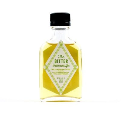 photo of Lime and Coriander Bitters
