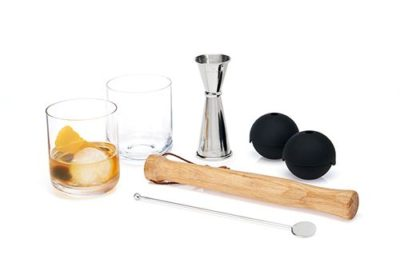 Photo Muddled Cocktail Barware Set