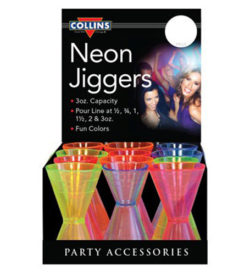 photo of Neon Party Jiggers
