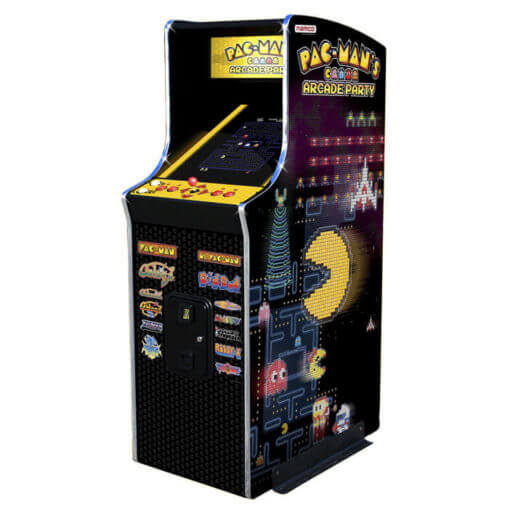 Photo Of PacMans Arcade Party Machine