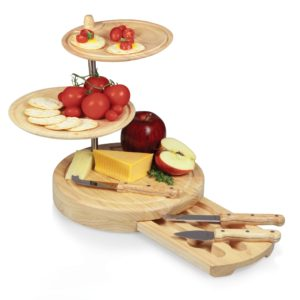 photo of Regalio Cheese Board Displayed With Food