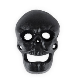 Photo of Skull Wall Mount Bottle Opener