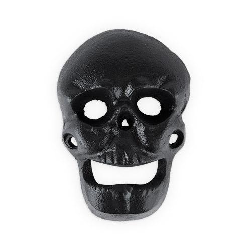 Wall Mounted Skull Bottle Opener Chicago Bar Store Bar