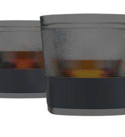Smoke Freeze Whiskey Glasses