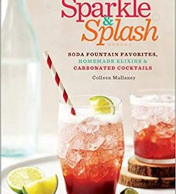 photo of Sparkle and Splash Carbonated Beverage Favorites Book
