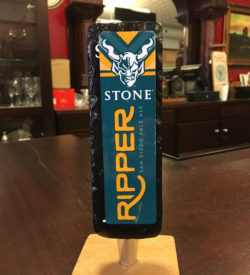 Photo of Stone Brewing Co' Ripper San Diego Pale Ale Tap Handle