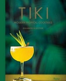 Photo of Tiki Modern cocktails book