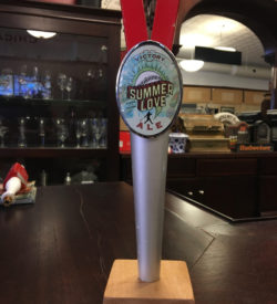 photo of Victory Brewing Summer Love Ale Tap Handle