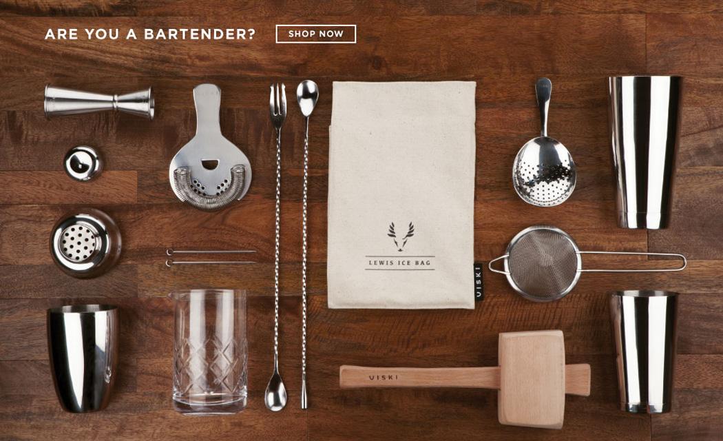 Bar accessories, bar tools, bartender tools
