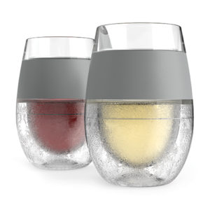 Photo of Wine FREEZE Cooling Cups (set of 2) by HOST